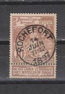 COB 73 Centraal Gestempeld Oblitération Centrale ROCHEFORT - 1894-1896 Exhibitions