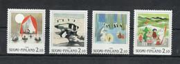 Finlandia - 1992 - EXPO NORDIA - 4 Valori - Nuovi ** - Serie Completa - (FDC30450) - Nuevos