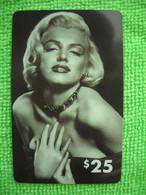 7155 Télécarte Collection MARYLIN MONROE  Cinéma Neuve  1000 Ex     ( Recto Verso)  Carte Téléphonique - Cinema