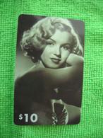 7159 Télécarte Collection MARYLIN MONROE  Cinéma Neuve  1000 Ex     ( Recto Verso)  Carte Téléphonique - Cinema