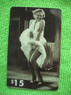 7162 Télécarte Collection MARYLIN MONROE  Cinéma Neuve  1000 Ex     ( Recto Verso)  Carte Téléphonique - Cinema