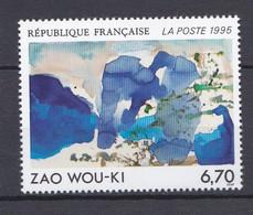 N° 2928  Série Artistique ZA0 Wou-Ki :  Beau  Timbre Neuf Impeccable Sans Charnière - Ongebruikt