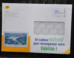France 2021 - Prêt à Poster Du 50ème Anniversaire Du 1er Vol Du Concorde - Prêts-à-poster: Other (1995-...)