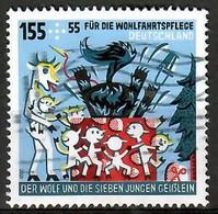 BRD 2020  Mi.Nr. 3524 , Der Wolf Und Die Sieben Geißlein - Gestempelt / Fine Used / (o) - Usados