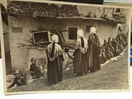 Cartolina Arrivano Gli Alpini A Ulzio Prov Torino 1941 - Other