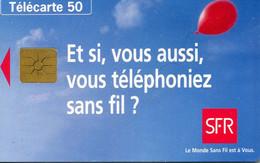 TELECARTE  France Telecom  50  UNITES.      2.500.000.  EX. - Telecom Operators