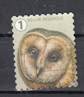 Belgie 2020 Mi Nr 4998, Uil, Owl - Used Stamps
