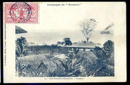 Cpa Océanie Vanuatu Nouvelles Hébrides , Foreland , Campagne Du Kersaint     AVR21-36 - Vanuatu