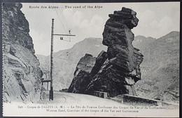 Carte Postale NIZA (06): GUILLAUMES, Les Gorges De DALUIS, Téte De Femme Gardianne Des Gorges, 162 - Viste Panoramiche, Panorama