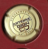 Champagne - LEBRUN Paul Antenne GIGN  ( Crème Et Marron ) - Other