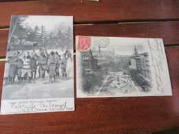 1904 Canada Lot 2 Carte Montreal Et Bouneing  Jeu Typique Hiver - Montreal