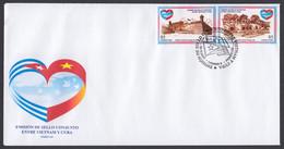 FDC CUBA 2020. EMISIÓN CONJUNTA CUBA-VIETNAN - FDC