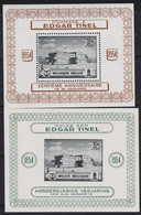 Belgie  .   OBP  .   PR 121/122       .   **   .      Postfris   .    /  .   Neuf SANS Charniére - Unused Stamps