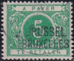 Belgie  .   OBP  .   Taxe  12A       .    O   .      Gebruikt  .    /  .   Oblitéré - Francobolli