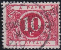 Belgie  .   OBP  .   Taxe  13A        .    O   .      Gebruikt  .    /  .   Oblitéré - Francobolli