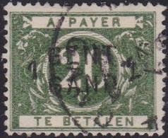 Belgie  .   OBP  .   Taxe  14A        .    O   .      Gebruikt  .    /  .   Oblitéré - Stamps