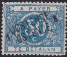 Belgie  .   OBP  .   Taxe  15A        .    O   .      Gebruikt  .    /  .   Oblitéré - Stamps