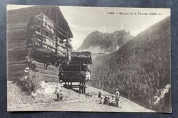 St. Luc Et Le Tounot - VS Valais