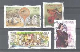 France Oblitérés : PA Ballons Montés - Année Du Buffle 1,50 PF - Pont En Royans - Madeleine Brès (cachet Rond) - Used Stamps