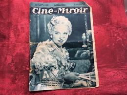 CINÉ-MIROIR-20 Sep 1925-☛Revue Cinématographique-film-cinéma-Yvonne Printemps-A.Lecouvreur-Clark Gable-Viviane Romance - Cinéma/Télévision