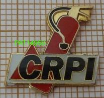 CRPI Centre Régional De Protection Incendie  EXTINCTEUR - Pompiers
