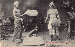 SRI LANKA - The Basket Trick, Colombo Jugglers - Publ. Plâté 369 - Sri Lanka (Ceylon)