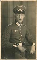 CARTE PHOTO SOLDAT - Weltkrieg 1939-45