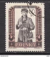Pologne, Poland, Polska, Pipe, Tabac, Tobacco, Costume, Culture, Textile, Coq, Rooster - Tabak