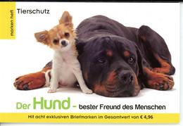 """Österreich Markenheft """"Hund"""" Postfrisch MNH (O934 - 2011-2020 Neufs"""