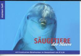 """Österreich Markenheft """"Meerestiere"""" Postfrisch MNH (O936 - 2011-2020 Neufs"""