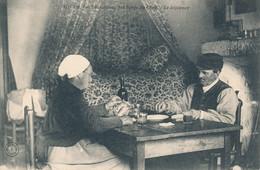 Habitations Des Bords Du Cher - Le Dejeuner - édit. Grand Bazar Tours BG N° 730 - Tours