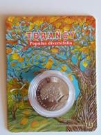 KAZAKHSTAN NEW 2020 COIN  IN THE BLISTER ''TORANGY..POPULUS DIVERSIFOLIA''. FLORA  AND FAUNA OF KAZAKHSTAN - Kazachstan