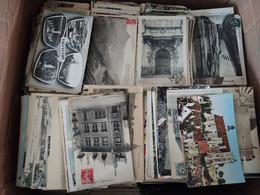 Lot 3000 Cpa Cpsm France - 500 Postkaarten Min.