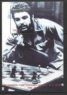 Turkmenistan 1997 Guevara Chess Game Miniature Sheet MNH - Turkménistan