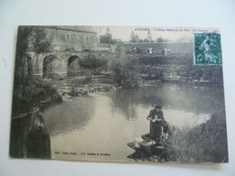 CPA / Carte Postale Ancienne / Nord (59) Avesnes Sur L'Helpe - Avesnes Sur Helpe