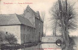 TEMPLEUVE (Hainaut) Ferme De Bettignies - Sonstige