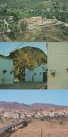 Turre Almeria Cortijo Grande 3x Spain Postcard S - Ohne Zuordnung