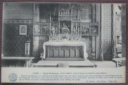 Liège / Luik / Lüttich - Eglise Saint-Jacques: Autek Dédîé á Notre-Dame Consolatrice Des Affigés - Luik