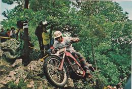 Gilles Burgat Fantic 460 St Leonard Des Bois - Moto