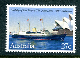 Australia 1983 Queen Elizabeth II's Birthday MNH (SG 886) - Neufs