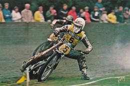 Sven Lindblom Jawwa 500 Grass Track Asson - Moto