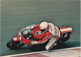 Michel Frutschi Hnda Rs 1000 Circuit Bugatti 1982 - Moto