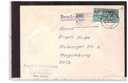 TEM13881  -  MAGDEBURG    /       COVER  FRANKED  WITH  MICHEL NR. 3161  EF - Lettres & Documents