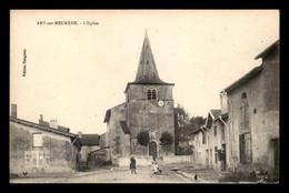 54 - ART-SUR-MEURTHE - L'EGLISE ET LE CENTRE - Other Municipalities