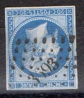 FRANCE ( OBLITERATION LOSANGE ) : P C  3693   Wissembourg Bas-Rhin (67) . A  SAISIR . - 1849-1876: Période Classique