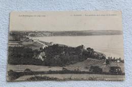 Cpa 1907, Plestin, Vue Générale De La Plage De Saint Efflam, Cotes D'Armor 22 - Plestin-les-Greves