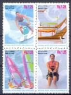 PAKISTAN (WER4056) - Water-skiing