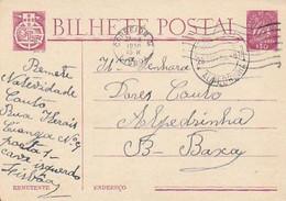 Portugal & Marcofilia, Lisboa A Alpedrinha 1950 (6468) - Covers & Documents