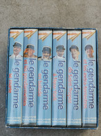 """Coffret Collector De 6 Cassettes VHS LOUIS De FUNES """"LE GENDARME - L'INTEGRALE"""" - Action, Adventure"""