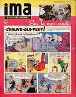 IMA L'ami Des Jeunes N°143 - Rudi - Chabar Et Jan-Loup - Baber - Godard  Beckers - Otras Revistas